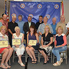 """2016 Orange Beach Citizen Awards Nominees<br /> <br /> Ralph & Judy Moore – Ralph serves on the O.B. Planning Commission, and he and Judy are very active in all things concerning the Bear Point Civic Assn. The self proclaimed mayor of Bear Point, Ralph still calls the numbers during the weekly bingo sessions at the group's Bay La Launch Ave. meeting hall every week.<br /> Mike O'Rourke – Mr. Wisconsin, Mike organizes community potlucks for snowbirds, is active at City Council meetings and is the city's liaison with the Wisconsin Snowbird Club.<br /> Linda Tucker – An Orange Beach Library volunteer and organizer of the library's successful book sale every year, Linda also runs the polls in the city during elections and is active in the Orange Beach Community Center Association. """"<br /> Jenna Bulman – The local pharmacist and mother spearheaded the drive to make the first ever state recognized PreK program at Orange Beach Elementary School.<br /> Pam Jeffries – The president of Friends of Orange Beach Arts, Pam also organizes the Toys for Boys and Girls Christmas Program in the city.<br /> Lee and Jane Rodgers – Lee and Jane are extremely active with the Orange Beach Sports Association, and are also huge supporters of Chris Litton's City of Orange Beach hunting and shooting sports programs.<br /> Brian and Jodi Harsany – Owners of three Orange Beach restaurants - Cosmos, Cobalt and Lunas, Brian and Jodie are huge supporters of city employees and city functions through their businesses. They also partner with Orange Beach - Gulf Shores Sports Commission on their events and serves as honorary coaches during the NAIA National Soccer Championship at the O.B. Sportsplex. """"They are a perfect example of what American capitalism is all about,'' O.B. Mayor Tony Kennon said. """"These guys are always looking for ways to share. They are exactly what I hope every business in town ascribes to be.''<br /> y are ), Sponsors City facility needs like pavilions at Sportsplex.<br /> John D"""