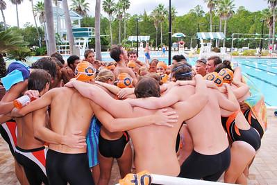 Orange Park Swimming vs. Fleming Island