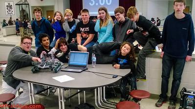 OPHS Robotics Team-20