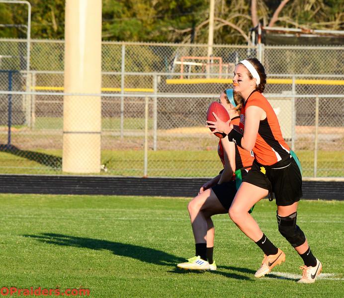 Girl's Flag Football