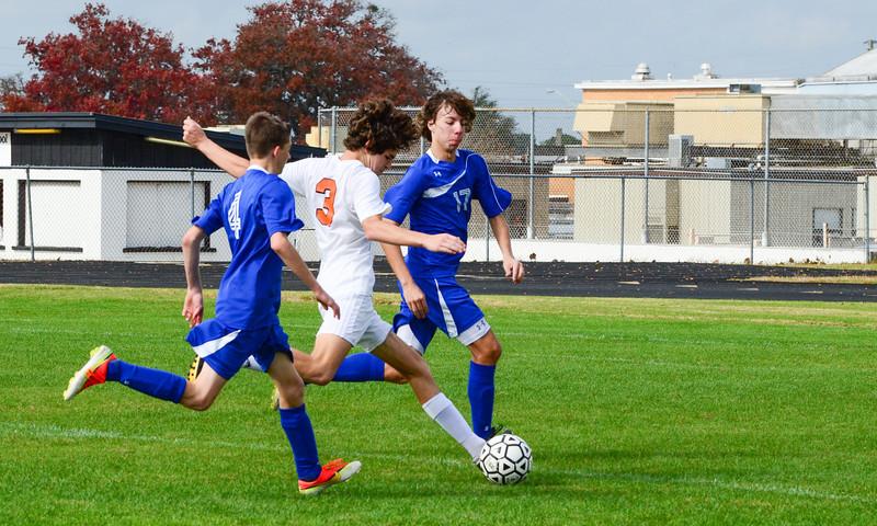 OP Soccer vs. Ridgeview
