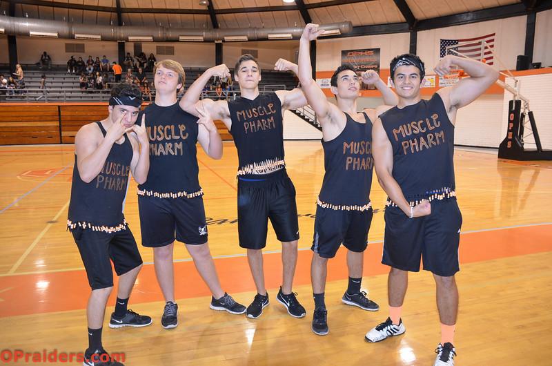 Dodgeball Team Pictures