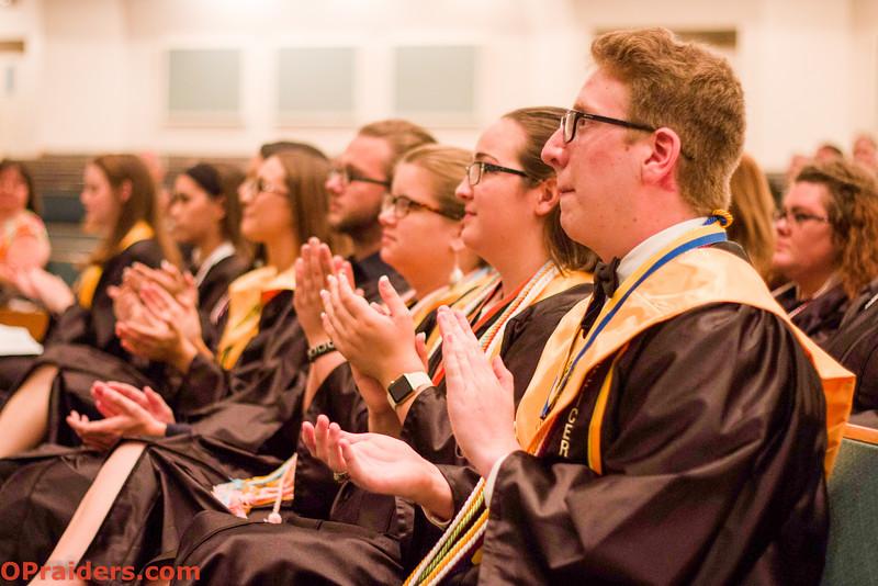 OPHS Baccalaureate 2016 by Khalil Osborne