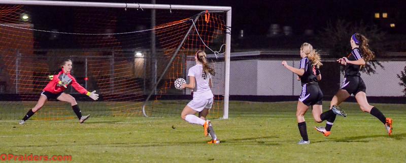 Girl's Soccer vs. Middleburg