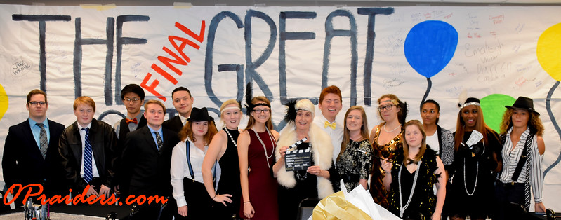 Gatsby Party 2017