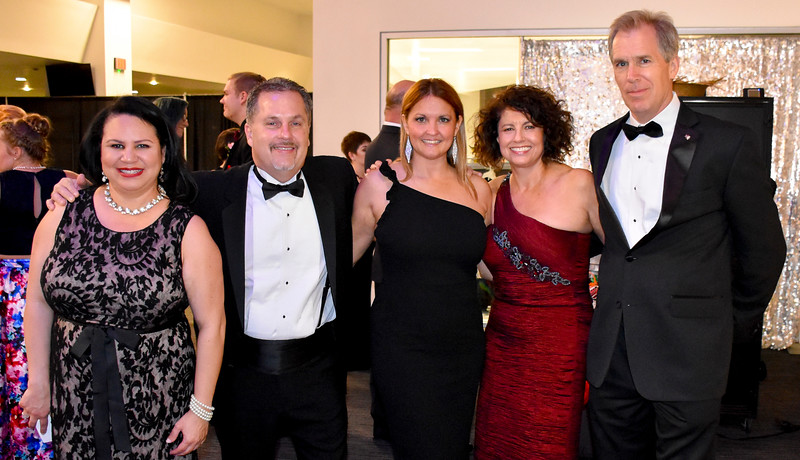 OPHS Prom  2017  Faculty