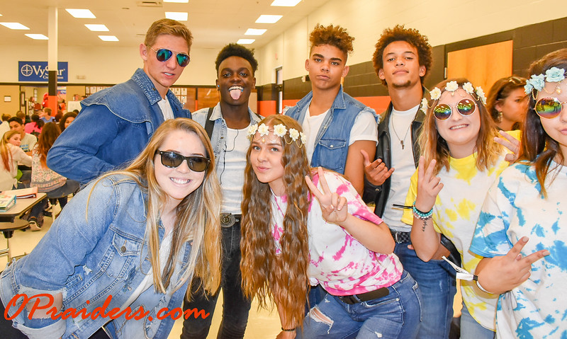 Homecoming 2017: Blast from the  Past