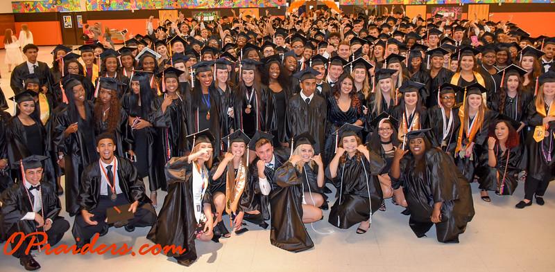 OPHS Graduation Part 1