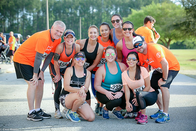 Orange Theory Fitness Brunch and Burn 5k