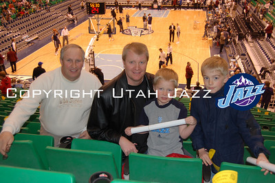 April 3, 2009 Jazz vs Timberwolves