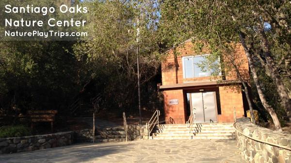 Santiago Oaks Nature Center
