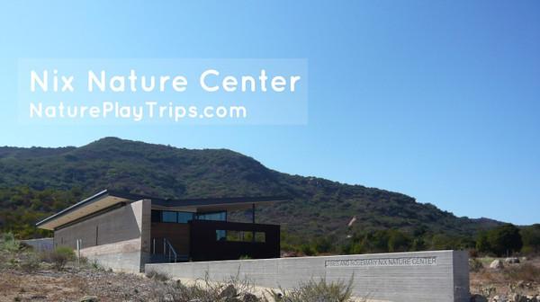 Nix Nature Center Laguna Canyon