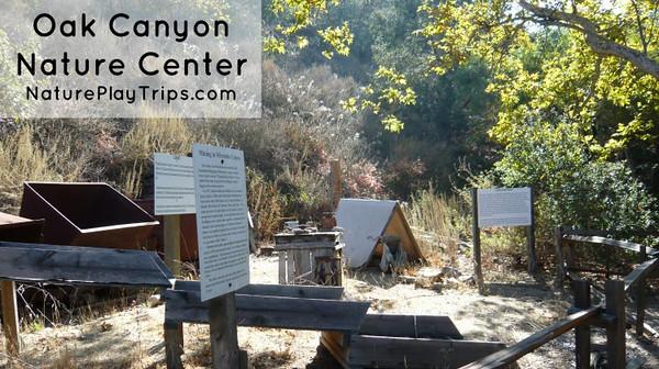 Oak Canyon Nature Center Anaheim