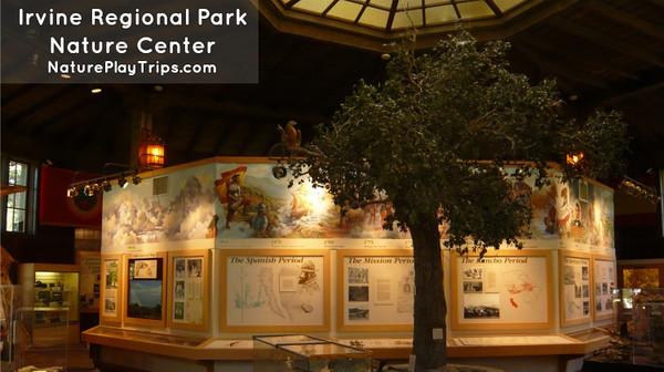 Irvine Regional Park Nature Center