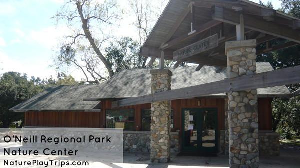 O'Neill Regional Park Nature Center