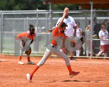 Orangeburg All-Star softball 2018