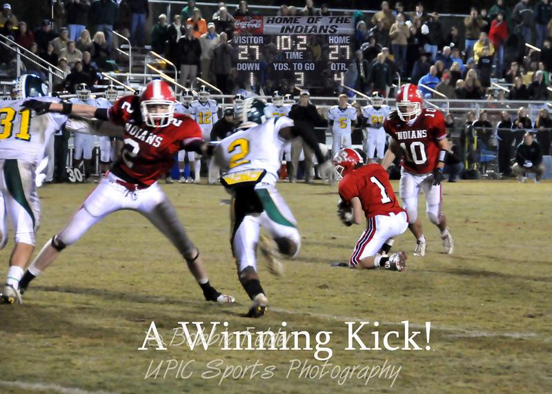 kick winner 5x7