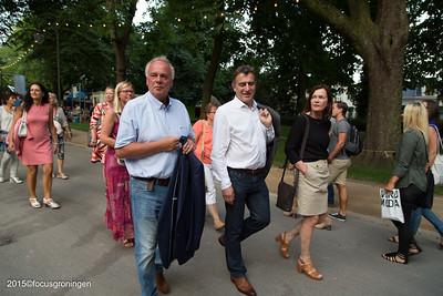 nederland 2015, groningen, oranje- en plantsoenwijk, noorderzon, jos aartsen, folkert kuipers
