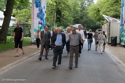nederland 2015, groningen, oranje- en plantsoenwijk, noorderzon, jans alders