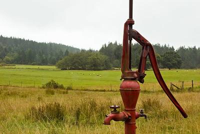 Water Pump Turtleback Inn