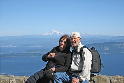 Rick and Bobbi Mt. Constitution