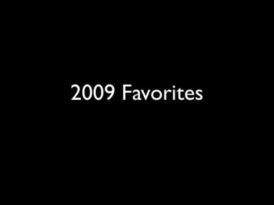 favorites 001