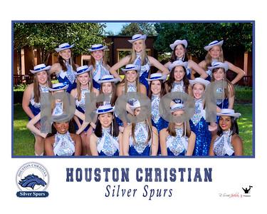 __2020 HCHS Silver Spurs 8X10