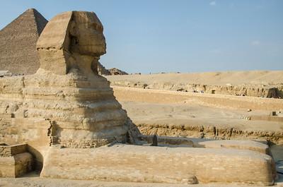 Sphinx, Cairo Egypt