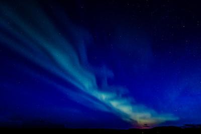 Northern Lights a.k.a Aurora Borealis