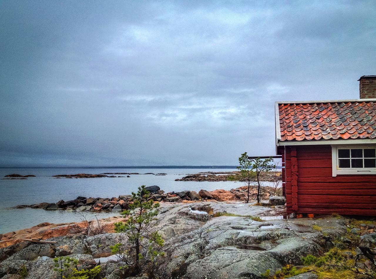 Valudden Boat House