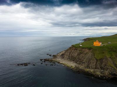 An Icelandic Lighthouse