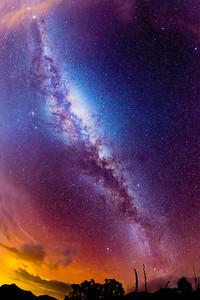 Itatiaia Milkyway Overhead