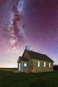 Wheatwyn Church