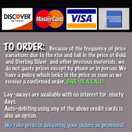 Ordering and Contact Info