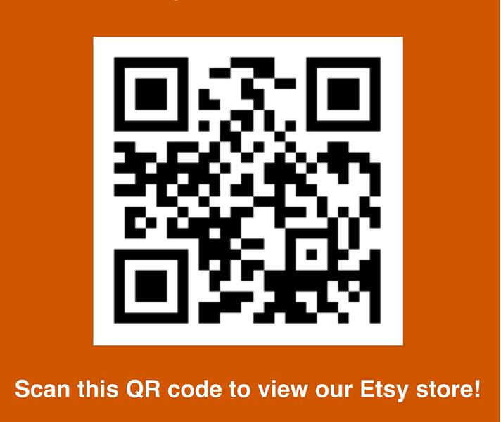 Etsy QR Code