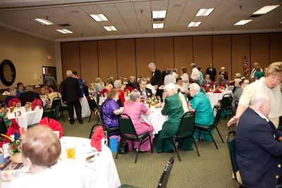 2011 Oklahoma Grand Court Installation Banquet