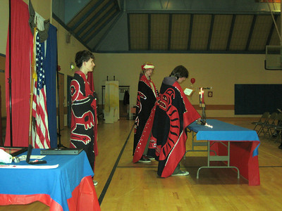 Dylan's Eagle Court of Honor - Jan 25