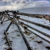 Fence (HDR image), Saratoga