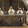 Fr. Tony, Fr. Ed, Bishop Joe and Fr. Tom