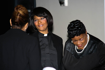 Ordination Service for Mrs. Annette Wright