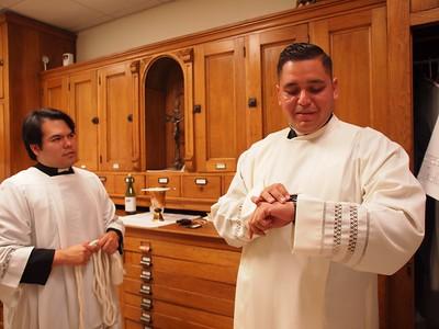 Fr. Heleodoro's Ordination
