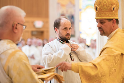 2018 Andrij Hlabse Ordination Selects