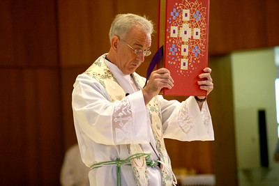 Ordination 2009--First Mass of Fr. Cyril Whitaker, SJ
