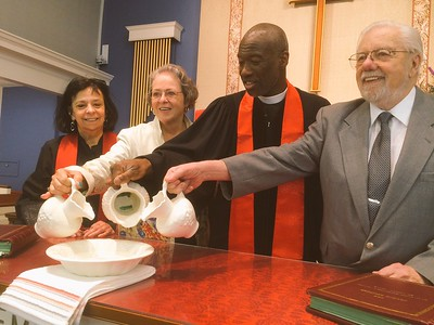 Ordinations and Special Services
