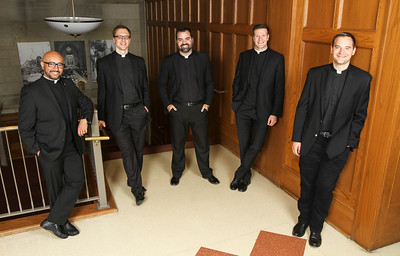 New Priests - Group Shot