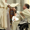 2013 Permanent Diaconate Ordination : Twelve new permanent deacons were ordained at the Cathedral of Christ the King, Atlanta, Feb. 2.
