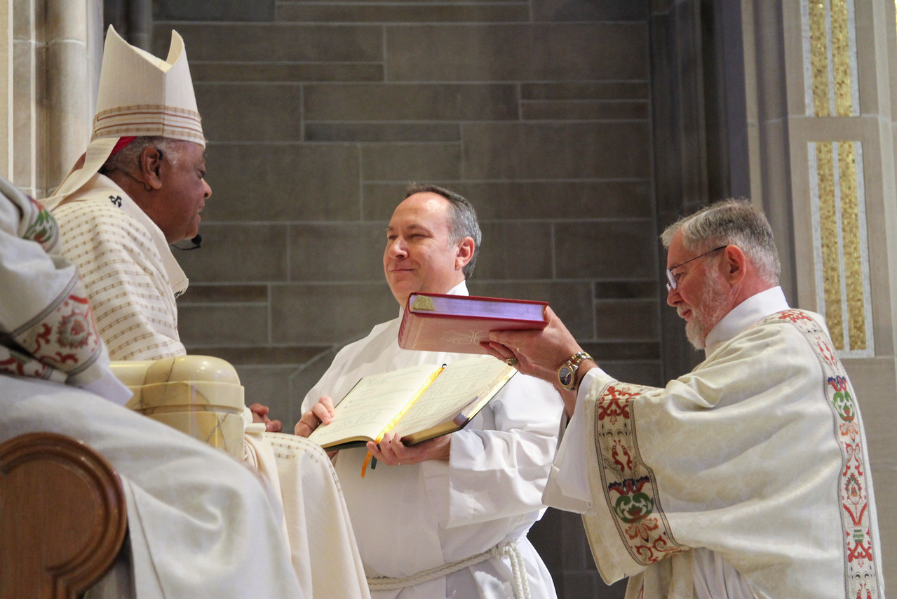 2016 Permanent Diaconate Ordination