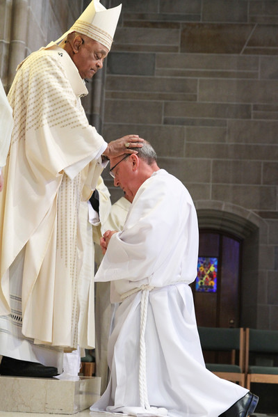 2018 Permanent Diaconate Ordination