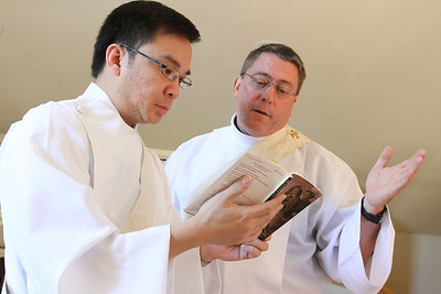 2012 Rite of Ordination to the Priesthood