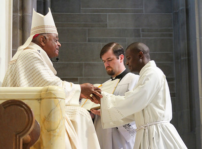 2015 Transitional Diaconate Ordination